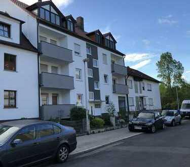 Erstbezug nach Sanierung mit Balkon: schöne 3-Zimmer-Wohnung in Bamberg