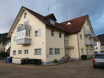 Schöne 2-Zimmer-Wohnung mit Einbauküche in Hausen im Wiesental