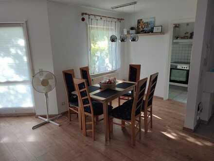 Vermietete 1-Zimmer-Erdgeschoss-Wohnung mit Terrasse in Rottenburg