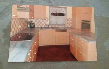 4 ( Schlaf) Zi. Whg. + eigenes Bzadezimmer ( 83 qm plus 36 qm ) + Gemeinschftsräume Küche, Esszimmer