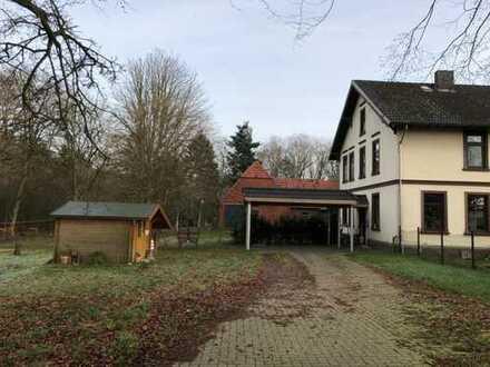 4-Zimmer-Wohnung mit Einbauküche in Kirchseelte