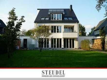 Freistehende Neubau 1-2 Familien-Villa Stockum Blumenviertel