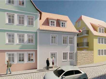 Wunderschöne 4-Zimmer-Etagenwohnung mit Haus-Charakter & großzügiger Terrasse und Garten! ...