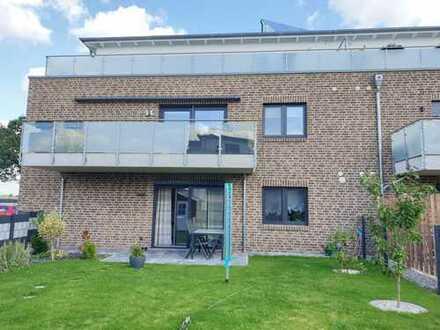 Moderne und helle 3 Zimmer-Neubauwohnung in ruhiger Lage
