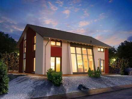 Einfamilienhaus für die junge Familie, inkl. Keller, Baunebenkosten & Grundstück, malerfertig EU