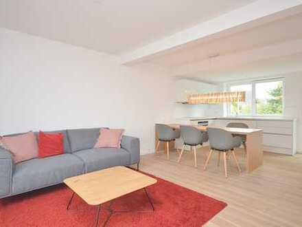 Toplage Kirchrode: Schöne 2-Zimmer-Maisonettewohnung