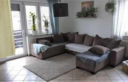 Helle 4-Zimmer-Wohnung mit großem Südbalkon