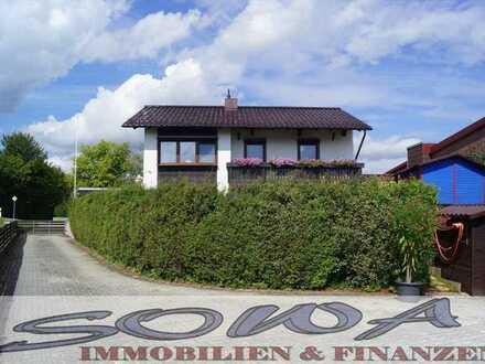 Einfamilienhaus - Wohnhaus mit Garage und Stellplätze - Ein Objekt von SOWA Immobilien Ihr Immobi...