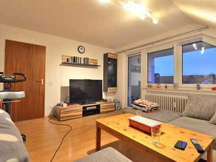 Gemütliche 4 Zimmer Dachgeschoss Wohnung