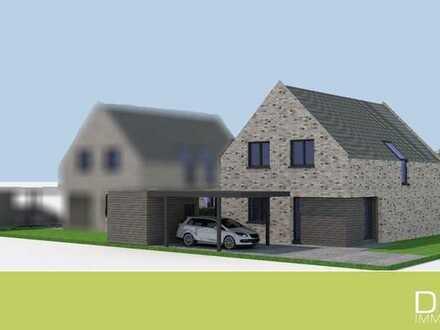 Neubauvorhaben eines Einfamilienhauses in Oldenburg !