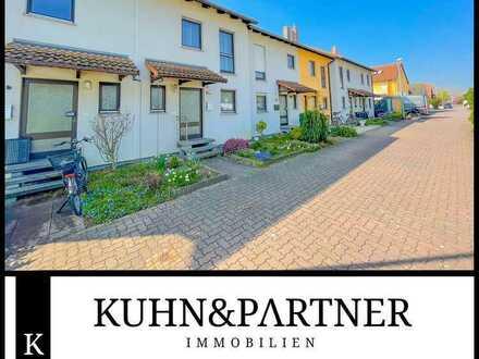 Frankenthal | Schönes Reihenhaus in begehrter Lage.