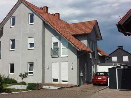Doppelhaushälfte in Römerberg Mechtersheim
