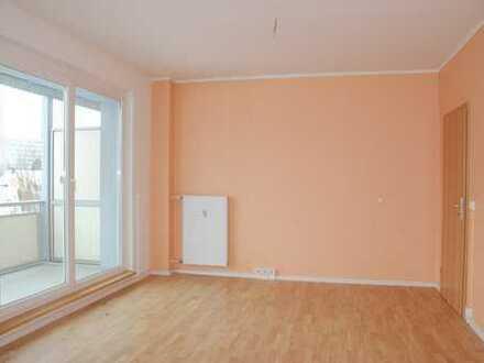 Schöne 1-Zimmer-Wohnung mit Balkon in Chemnitz
