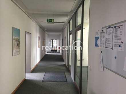 zentrale gelegene Bürofläche in einem gepflegten Bürohaus in Innenstadtlage mit guter ÖPNV Anbindung