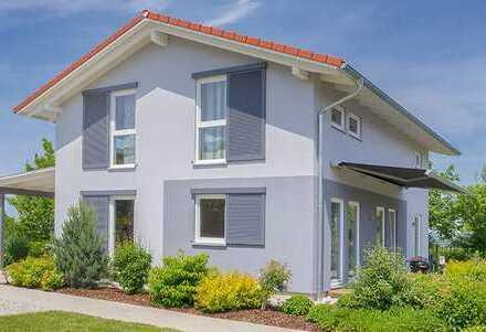 *Familienglück* Neubau Haus SCHLÜSSELFERTIG auf Keller gebaut inkl. Carport & schöner Einbauküche