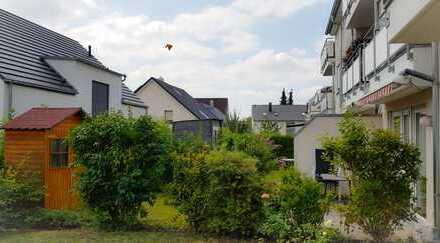 Ludwigsburg im Grünen: ruhige und begehrte Lage