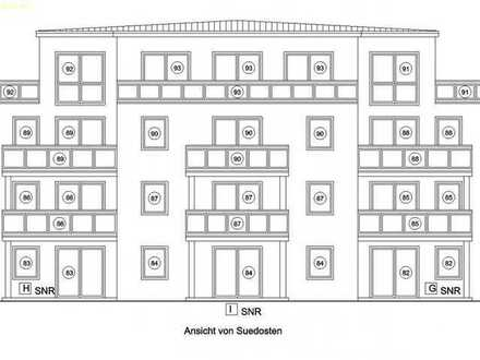 Traumwohnung /große, sonnige 2-Zi-Penthouse-Whg./ 92,5 m² WFL / Dachterrasse 10 m² / Neubau-Erstbez