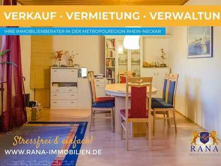 Die erste Wohlfühloase · Etagenwohnung mit Garten, Terrasse & PKW-Stellplatz