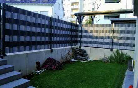 Tolle Wohnung mit schöner sonnigen Terrasse!