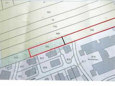 1.319 m² - Schöne Grundstücke in guter Wohnlage, Stadt- und Waldnähe in Haltern am See
