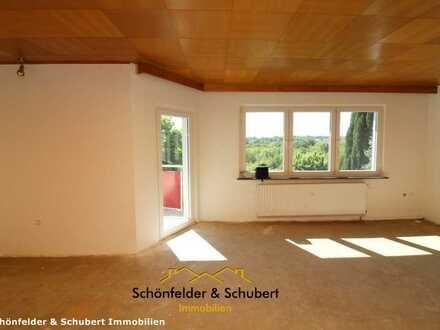 Sehr helle, gut aufgeteilte 3,5 Raum-Wohnung in einer ruhigen Wohngegend. Mit Balkon
