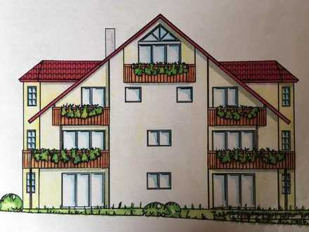 Gepflegte 3,5-Zimmer-Wohnung mit Balkon und Einbauküche in Bad Rappenau