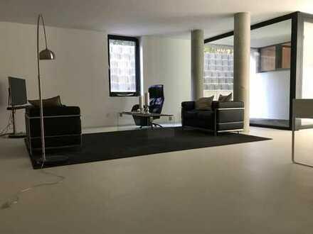 Neubau Designer-Wohnung in Loft-Stil