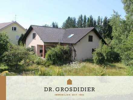 Dr. Grosdidier: Schmuckes EFH auf großem Grundstück! Nachlass-Verkauf!