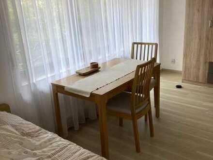 Helle 1-Zimmer Wohnung in ruhiger Lage (Homburg, Saar)