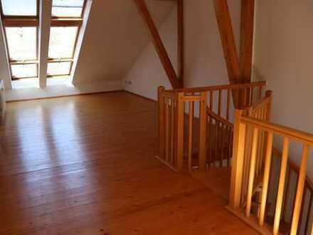 Schöne u. besondere zwei-drei Zimmer Galerie-Wohnung in Radeberg bei Dresden