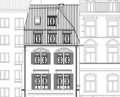 Erstbezug nach Sanierung/Neubau! Schöne 4-Zimmer-Wohnung in bester Lage der Weststadt!