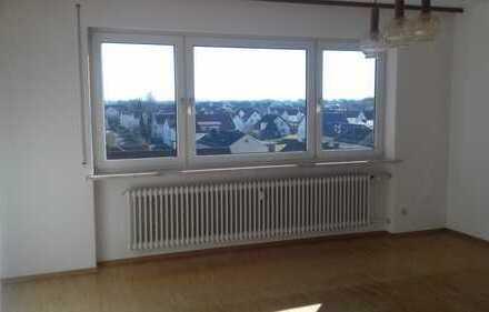 Helle, freundliche 2-Zimmer-Wohnung mit Balkon in Ichenhausen
