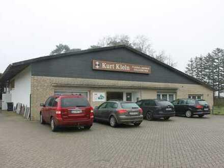 Gewerbeobjekt /-hallen mit Einliegerwohnung und Freifläche in 49584 Fürstenau