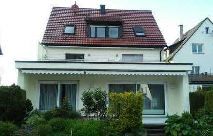 3-Zimmer-Wohnung mit Terrasse und EBK in Stuttgart-Vaihingen, BEFRISTET zu vermieten