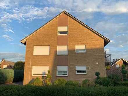 2-Zimmer-DG-Wohnung in Borken zu vermieten