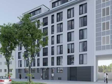 NEUBAU 4-Zimmer - Penthousetraum in München-Neuhausen