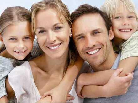 Großzügige 4-Zimmer-Familienwohnung auf ca. 96 m² Wohnfläche mit Loggia und Balkon