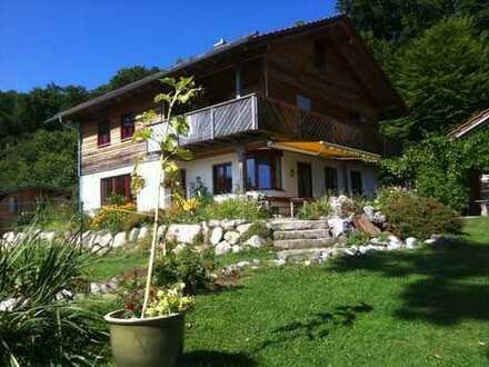 Ortsteil von Starnberg, gehobenes Wohnen auf dem Land, super Bergblick
