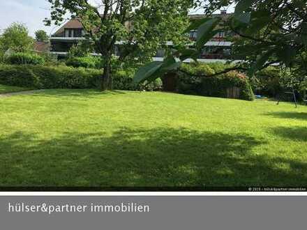 Nettes Apartment m. Einbauküche und Gartennutzung
