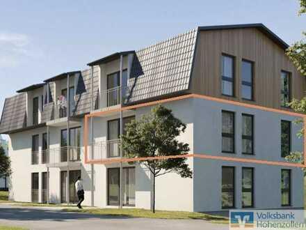 Energieeffiziente Neubauwohnung