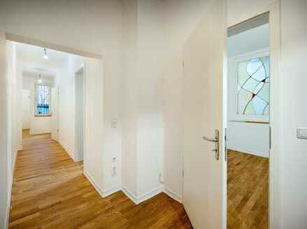 Direkt vom Eigentümer: Offene Altbauwohnung mit Balkon in der Dortmunder Innenstadt