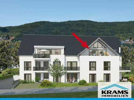 Traumhaftes Wohnen im Dachgeschoss mit Komfort und schöner Aussicht