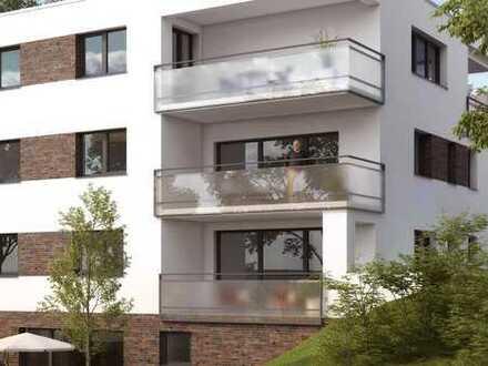 BRAIKE-SUITES: Gartenterrasse mit Privatgarten + Westbalkon + ruhiges Schlafen nach Osten!