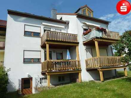 Attraktive 3 Zimmer-ETW mit Dachterrasse in ruhiger Wohnlage in der Nähe des Schulzentrums!