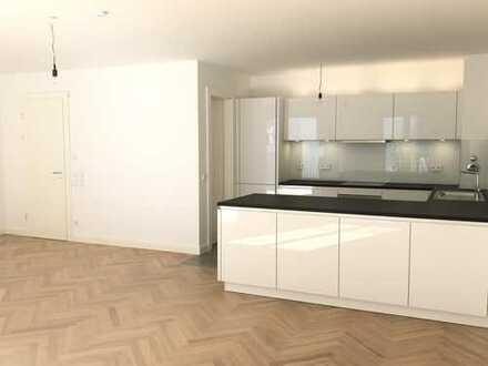 Erstbezug Köln Lindenthal mit Einbauküche und Balkon in hochwertiger Ausführung