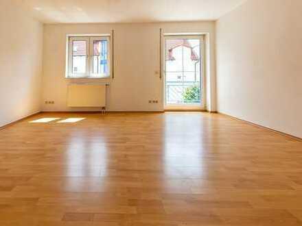 Schöne 2 Zimmer Wohnung am grünen Leipziger Stadtrand