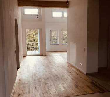 Erstbezug: helle, moderne 3-4 Zimmer-Wohnung mit Balkon in Mönsheim