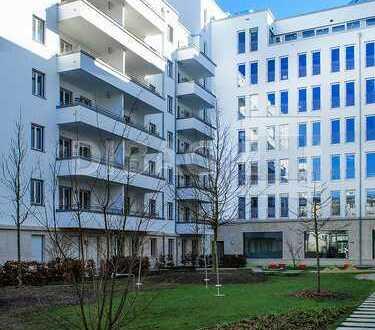 """Exklusive Wohnungen im """"Lützow Carré"""" zum Erstbezug - Schicke 3-Zimmer-Wohnung mit Südbalkon"""