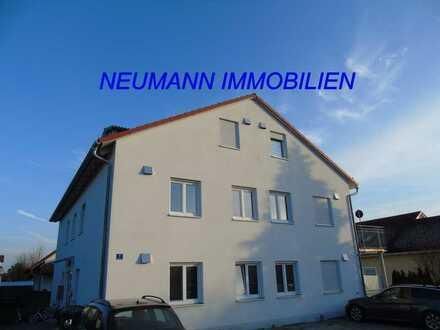 NEUMANN - Schöne 2ZKB Dachgeschosswohnung mit Einbauküche