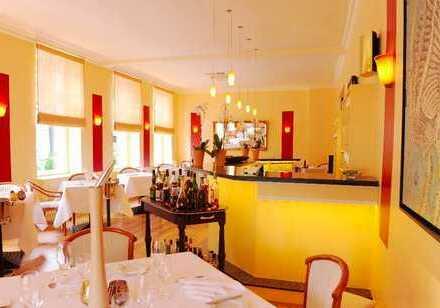 GELEGENHEIT! Restaurant nahe Schloss Charlottenburg! Plätze: 85 Innen 85 Aussen! 50.000 Euro Ablöse!